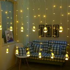 Outdoor Garland Lights Wish Globe Led String Lights Curtain String Light