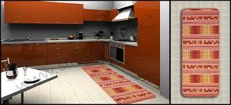 tappeti cucina on line tappeti per la cucina in sconto su shoppinland eleganti e