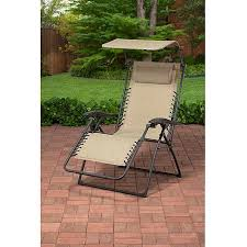 Tall Outdoor Table Big And Tall Outdoor Sling Bungee Lounger Tan Walmart Com