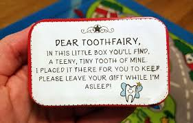tooth fairy gift what s the going rate for the tooth fairy budgets are