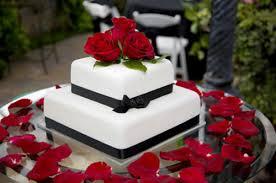 Square Wedding Cakes 2 Tier Square Wedding Cakes Pictures Tbrb Info