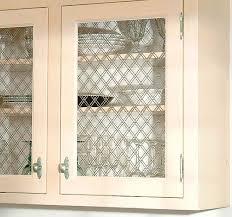 Cabinet Door Mesh Inserts Cabinet Doors W Speaker Cloth Finish Carpentry Contractor Talk