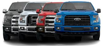 ford truck grilles this guide will help you decode all the 2015 ford f 150 style options