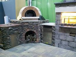Pizza Oven Fireplace Combo by 47 Best Pizza Oven Images On Pinterest Outdoor Kitchens Outdoor