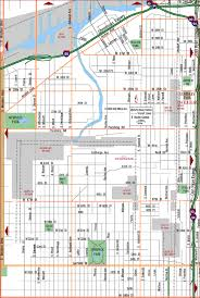 chicago map side highway map of chicago south side aaccessmaps