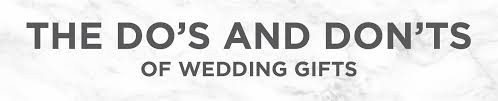 wedding gift guidelines memorable wedding gifts for couples personalization ideas