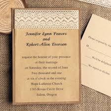 Wedding Invitations With Ribbon Invitations With Ribbon