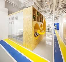 gallery of yuanyang express we co working space mat office 5