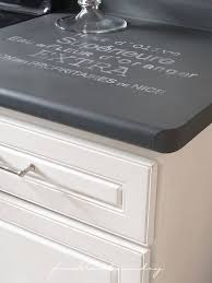 5 ways to use chalk paint counter top counter tops and chalk paint