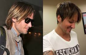 before u0026 after keith urban haircut photos