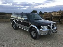 ford range rover ford ranger thunder xlt 4x4 pick up truck similar l200 shogun
