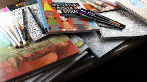 make my own coloring book artist and coloring books youtube