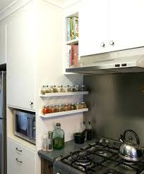 Over The Cabinet Spice Rack Over Stove Shelf U2013 April Piluso Me
