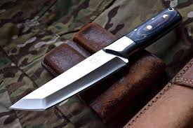 knife store cfk custom handmade d2 yakuza boss tanto self defense