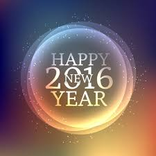 happy new year greeting wishes vector free