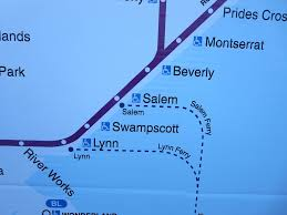 Map Of Salem Massachusetts by Mbta Massachusetts Bay Transportation Authority Train Map U2026 Flickr