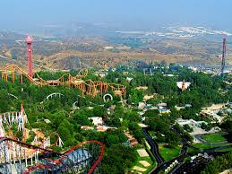 Six Flags In Usa Top 10 Amusement Parks Fans U0027 Favorite Theme Parks Travel