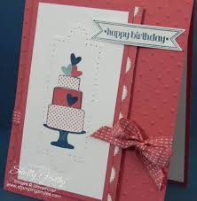 hand made greeting cards stamping smiles