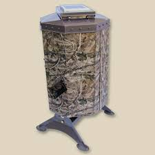 Texas Blinds Texas Avenger Automated Fish Feeder Mb Ranch King Blinds