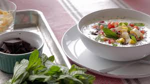 en cuisine avec coco soupe dessert à la noix de coco cuisine futée parents pressés