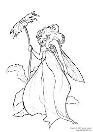 fantasy coloring books fairies fairy tales whimsy