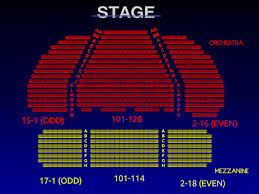 booth theatre group broadway seating chart history info
