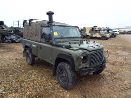 land rover water you are bidding on direct from service with the royal marines a