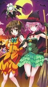 anime halloween 2013 sony xperia z wallpaper 1080x1920 3