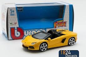 lamborghini aventador roadster yellow lamborghini aventador roadster in yellow bburago 18 30249 scale
