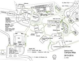Colby College Campus Map Campus Map Thinglink