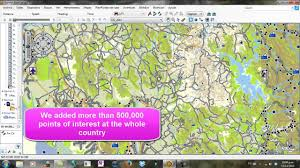 Baja Map Map E32 2014 Update New Features Off Road In Baja Youtube