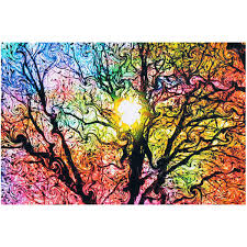 aliexpress com buy new sun patterns abstract canvas painting
