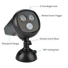 solar powered sensor security light solar powered motion sensor light super bright wall light