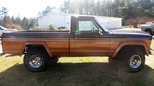 brown jeep 1983 amc jeep j10 pickup w272 kissimmee 2015