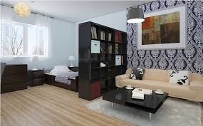 Awesome Small Apartment Designs That Will Inspire You - Living room apartment design
