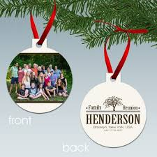 ornaments to personalize personalized family gifts family albums frames sets more