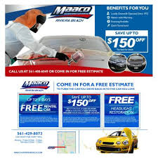 Maaco Paint Price Estimates by Auto Shop Riveria Fl Maaco Collision Repair Auto