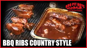 bbq ribs recipe pit boys country style youtube