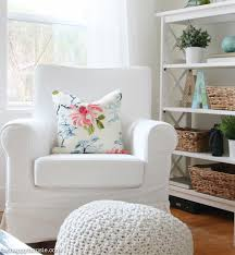 How To Decorate A Long Wall In Living Room by Seasonal Simplicity Spring Home Tour The Happy Housie