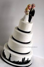 wedding cake ny new york city skyline wedding cake cakes city