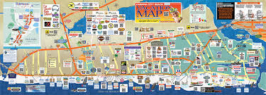 map of panama city panama city map visitpanamacitybeach