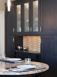 Chalkboard Kitchen Backsplash by 9 Kitchens With Show Stopping Backsplash Hgtv U0027s Decorating