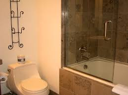 bathroom endearing tiled master bathroom bathtub shower combo