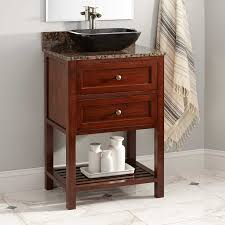Bamboo Vanity Cabinets Bathroom by 24