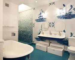 Boys Bathroom Ideas Blue Boys Bathroom Design Ideas
