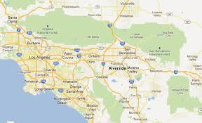 Riverside Zip Code Map by Map Riverside Ca Map Of Riverside County California Inspiring
