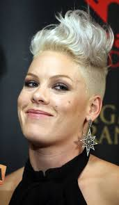 hair styles from singers pink short hairstyles hairstyles inspiration