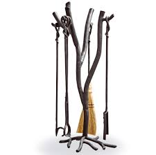 tips fireplace accessories lowes fireplace tool set brass