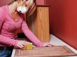 How Much To Paint Kitchen Cabinets by How Much Sanding Before Painting Kitchen Cabinets Kitchen