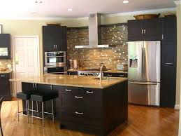 Space Saving Kitchen Islands Cool Kitchen Appliance Storage Ideas With Smart Concept Design